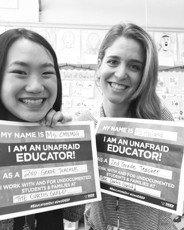 User upload: I am an #UnafraidEducator!